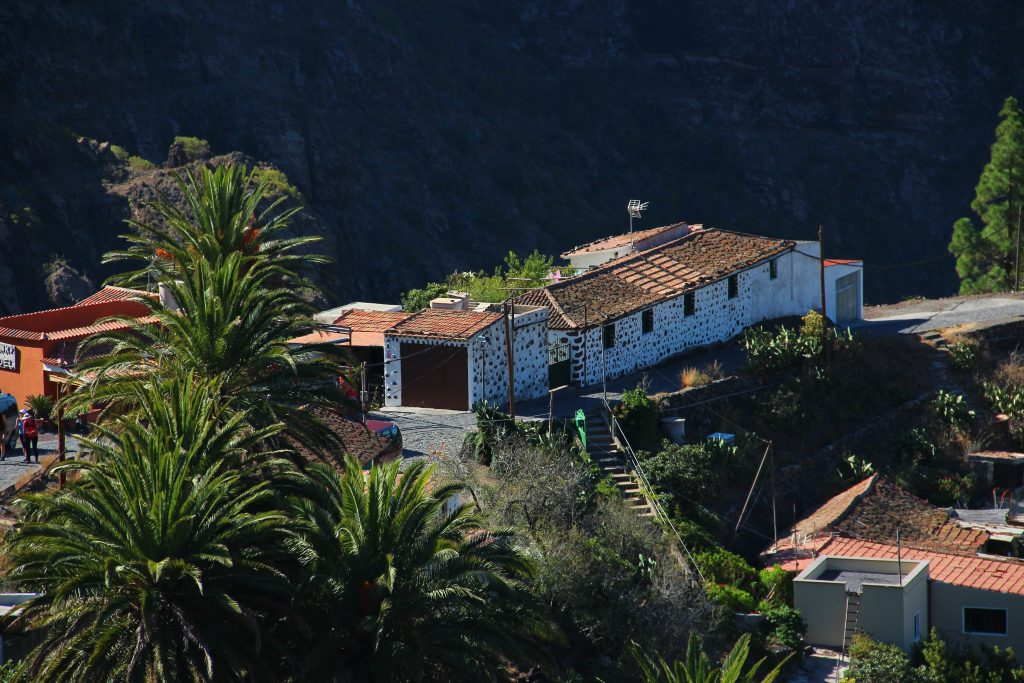 Tenerife Masca valle