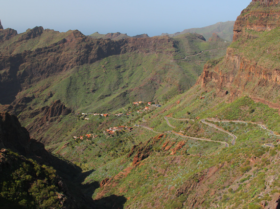 tenerife masca valley