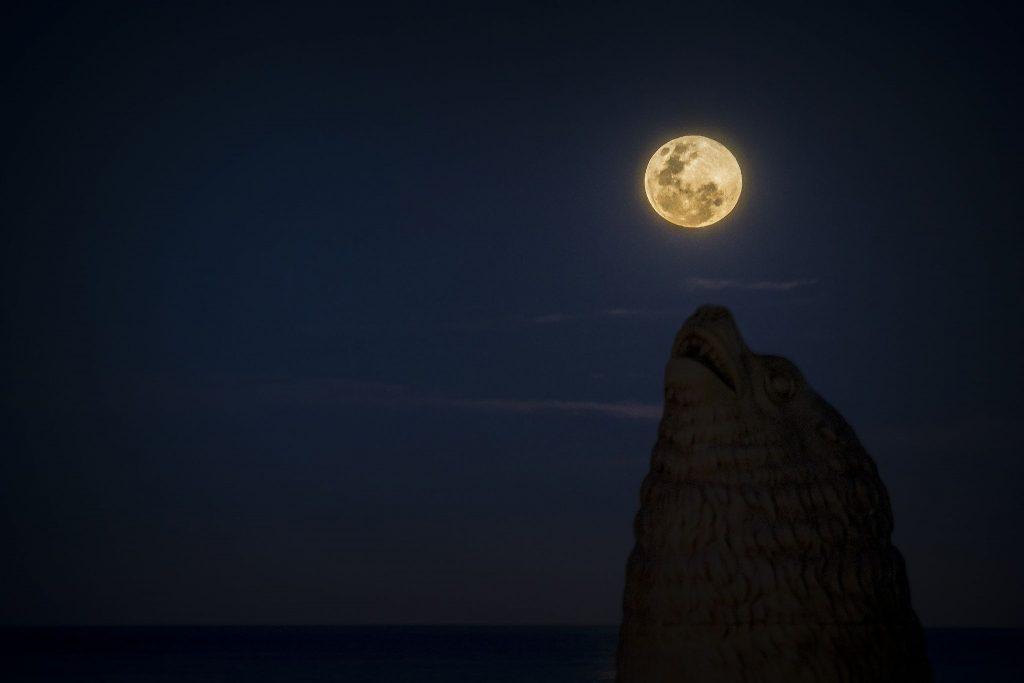 qué es la superluna