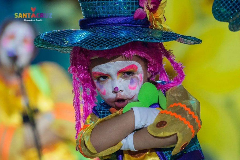 carnival of tenerife 2017