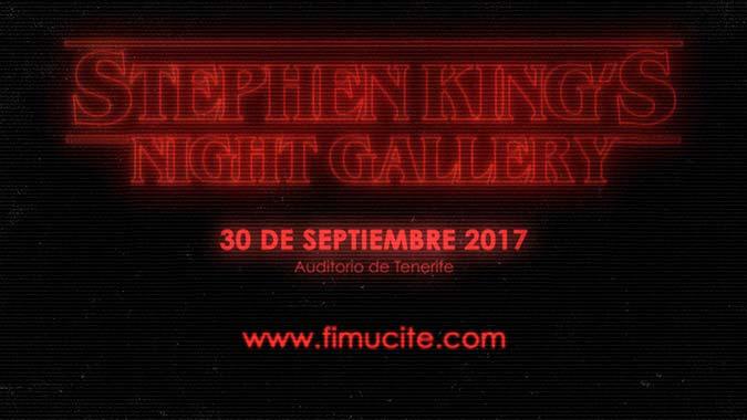 fimucité 2017 concierto la galería nocturna de stephen king
