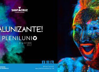 Plenilunio Octubre 2017 Santa Cruz de Tenerife