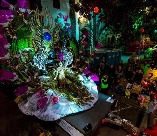 Carnival of Tenerife 2018