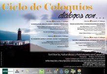 ciclo de coloquios diálogos con Dialogues with