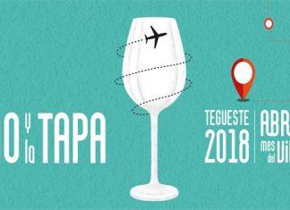 Abril, mes del Vino 2018 en Tegueste