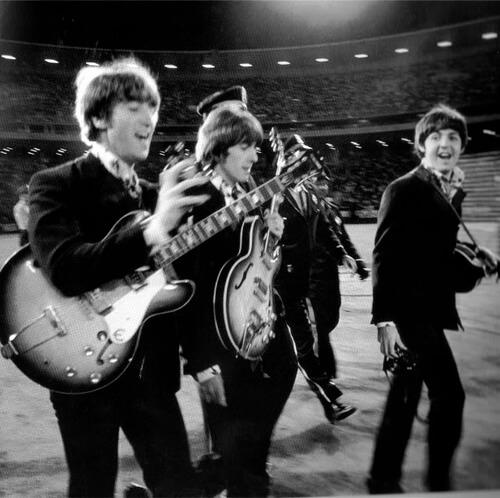 los Beatles en Tenerife